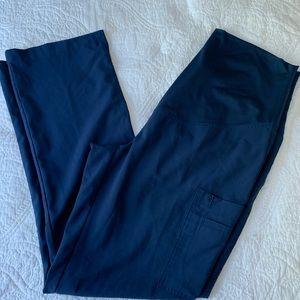 EUC Med Couture MATERNITY multi pocket scrub pants